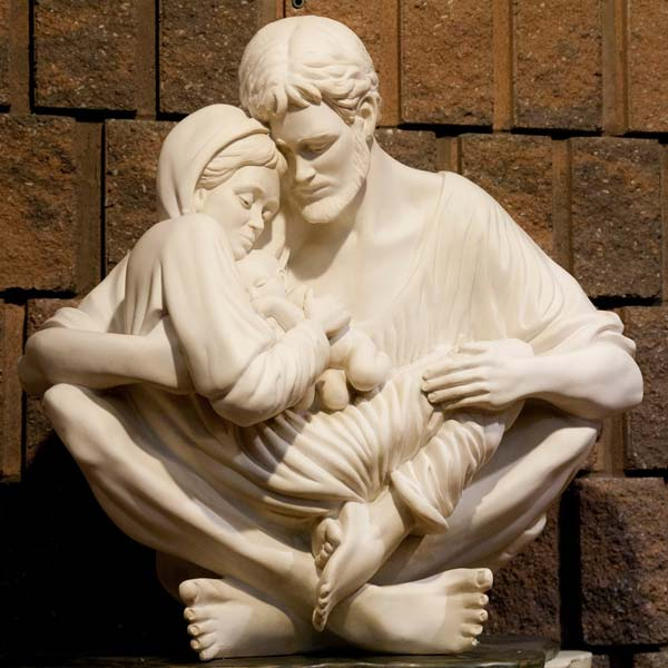 Timothy P. Schmalz holy family statue a quiet moment replica for sale TCH-37