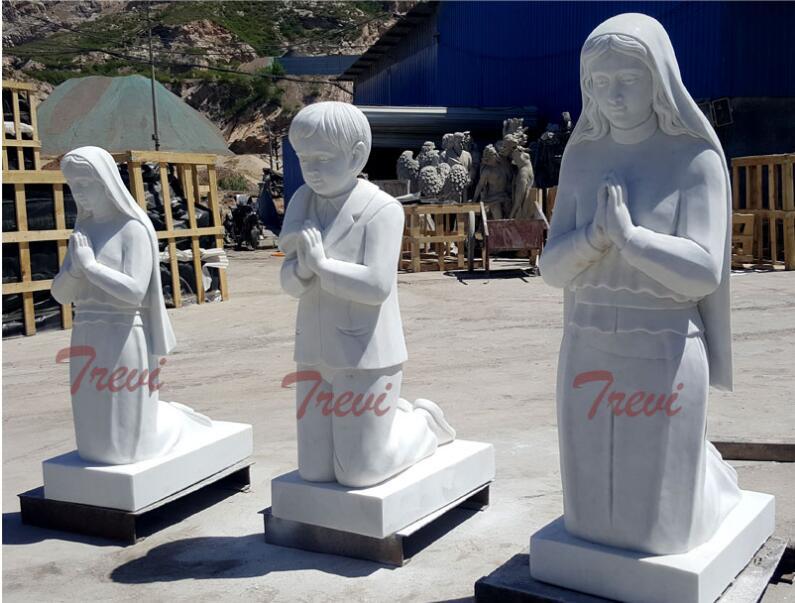 Three children and Fatima for catholic church design on saleThree children and Fatima for catholic church design on sale