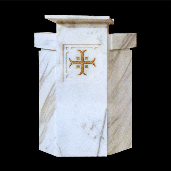 One of the most important church furniture–church lecterns and pulpits