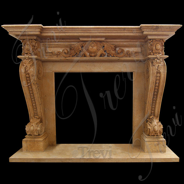 Buy antique marble tile fireplace mantelpiece ornaments