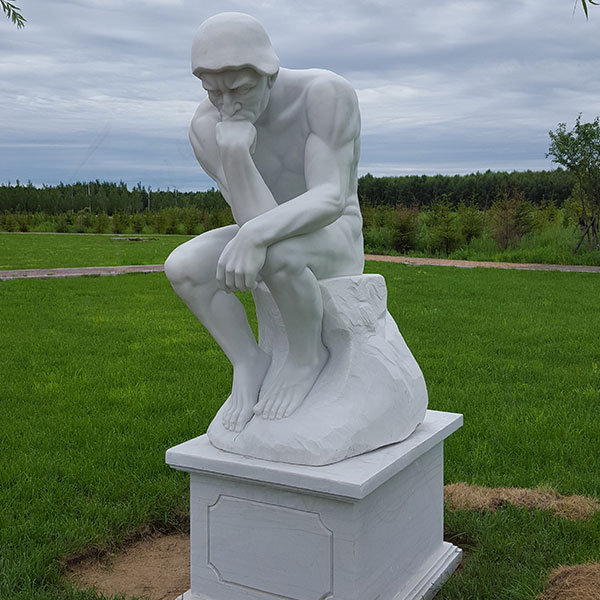 Sculpture of Rudedte Rodin Rodin Sculpture reproductions for Sale The Thinker Statue Replica