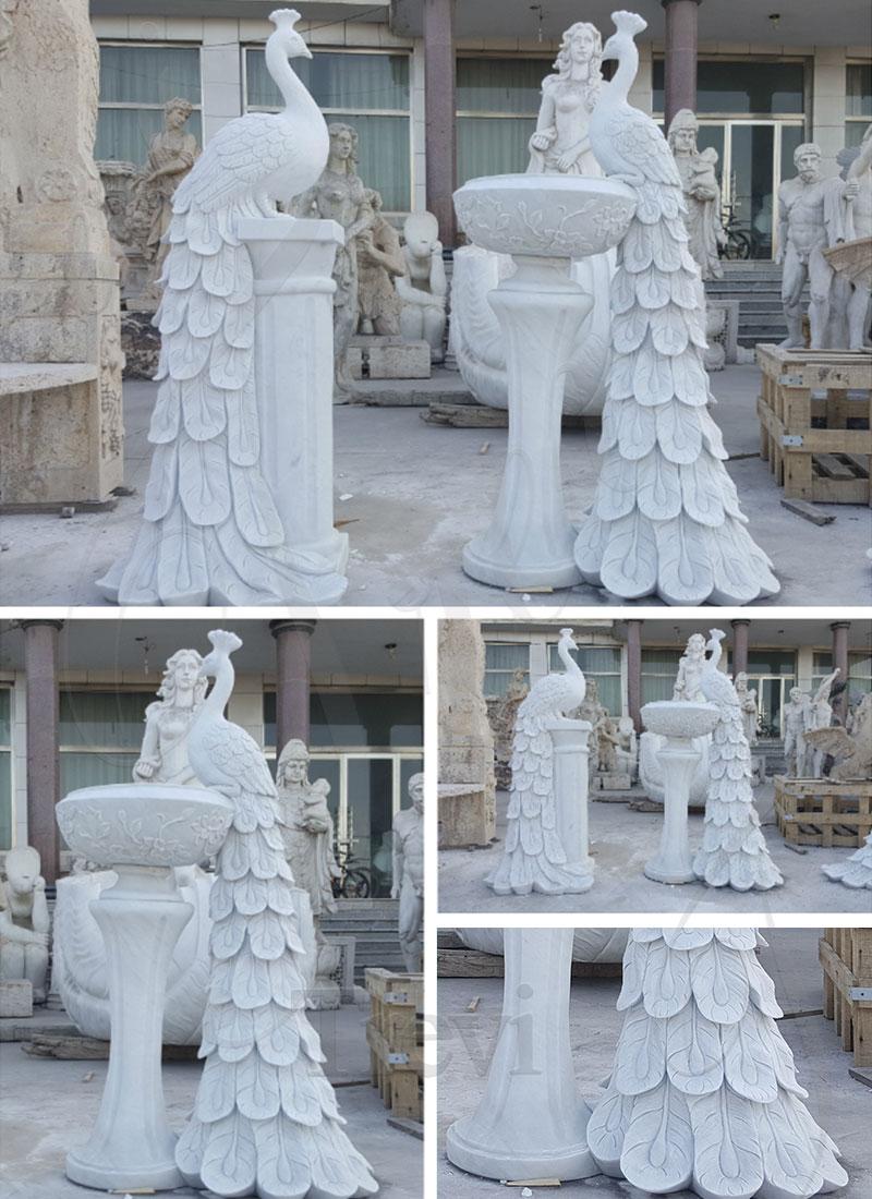Modern Outdoor Marble Vase