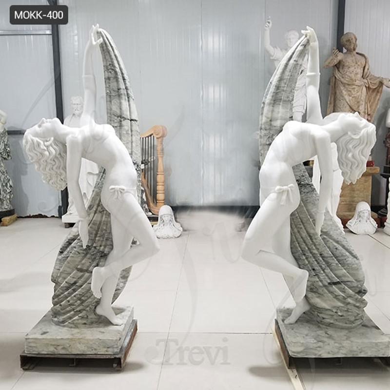 famous marble figure sculpture