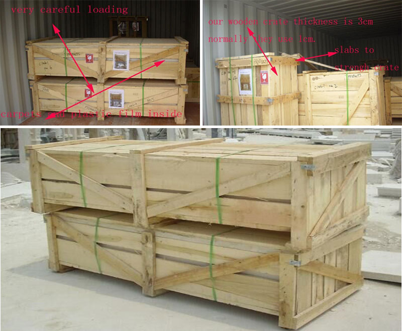 package of Large Marble Lamps