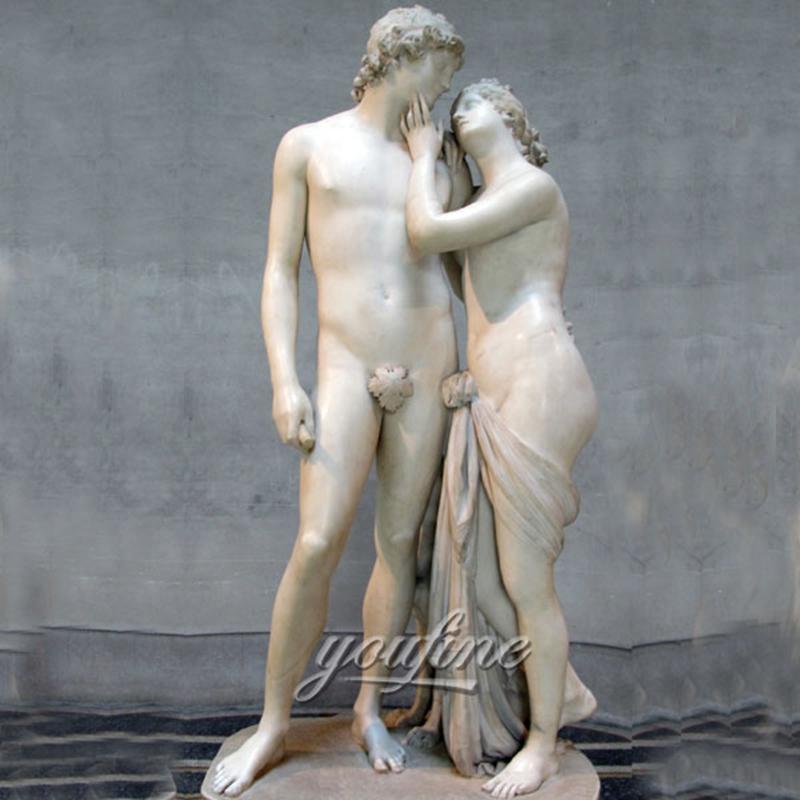 Famous art sculptures of Adone e Venere for sale - 副本
