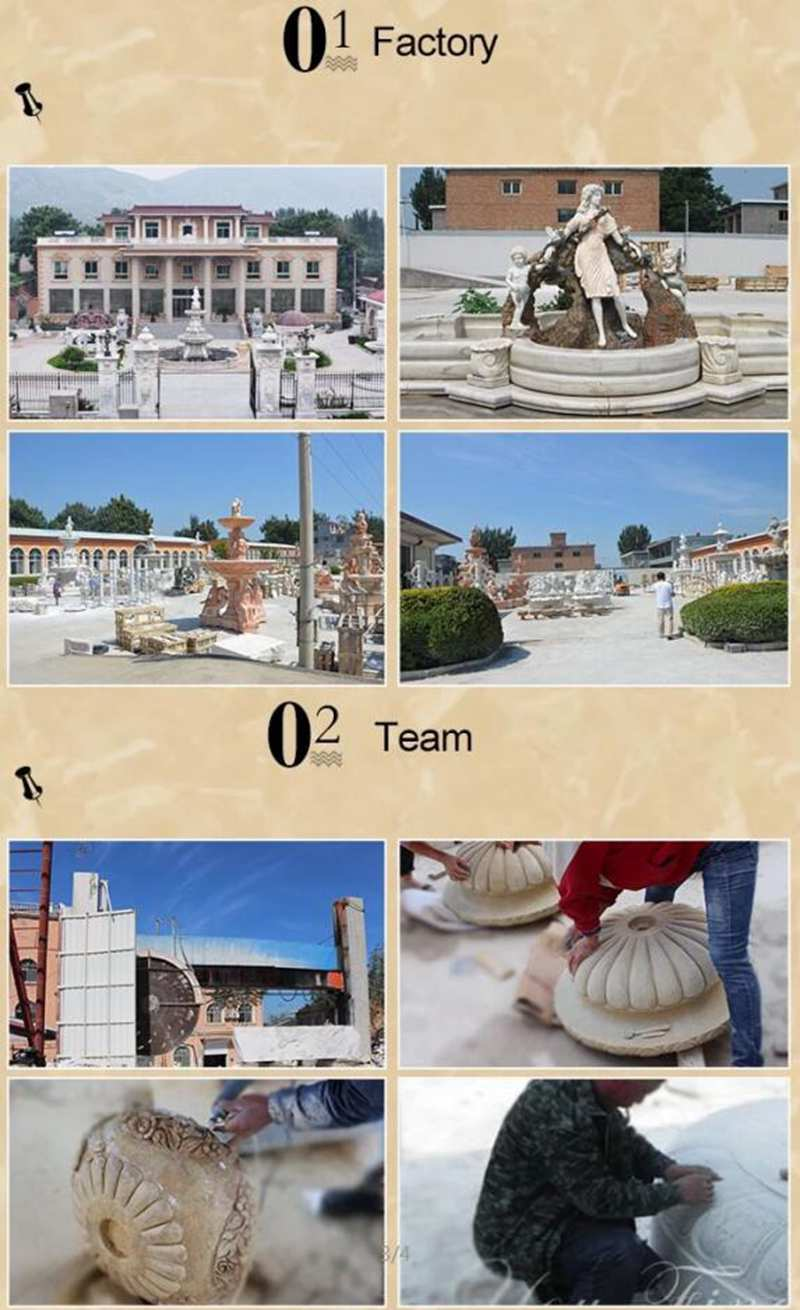 Extra Large Outdoor Stone Planters from Factory Supply for Sales