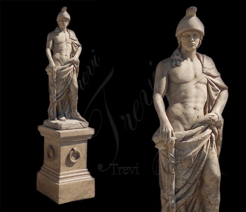 Marte Mars God of War Sculpture