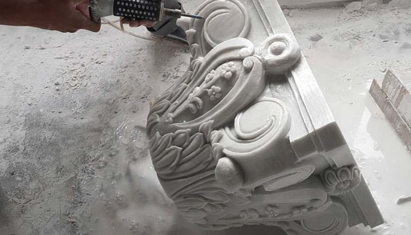 marble carved sculpture for sale
