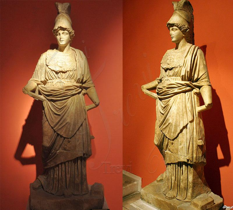 Famous The Goddess of Athena from Perge Marble Statue for Sale