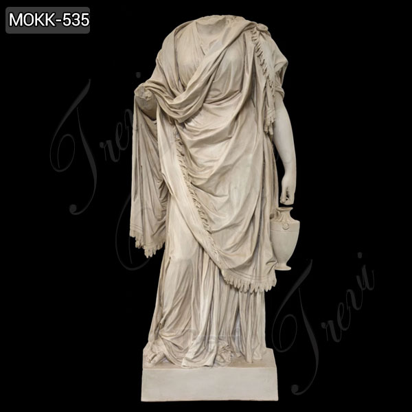 How to Buy Hand Made Life Size Venus Torso Marble Statue Online MOKK-535