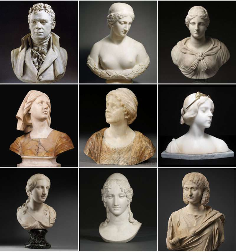 roman busts for sale