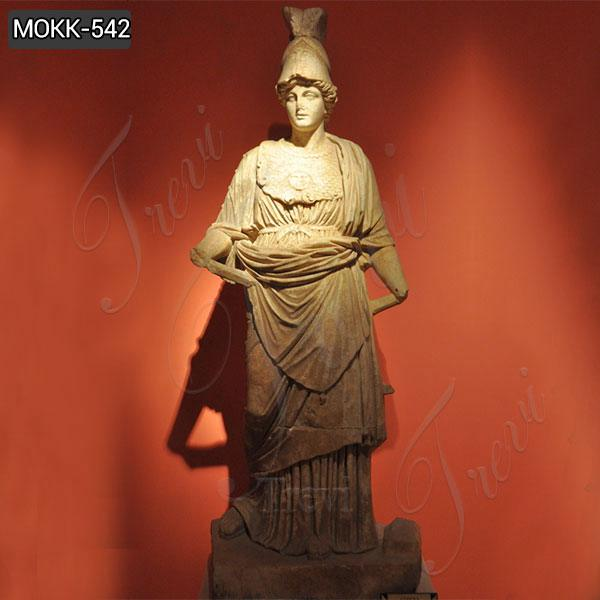 Famous The Goddess of Athena from Perge Marble Statue for Sale MOKK-542