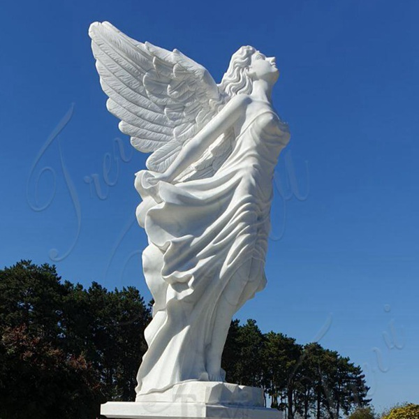 We all Deserve an Ideal Angel Sculpture because We are all Angels