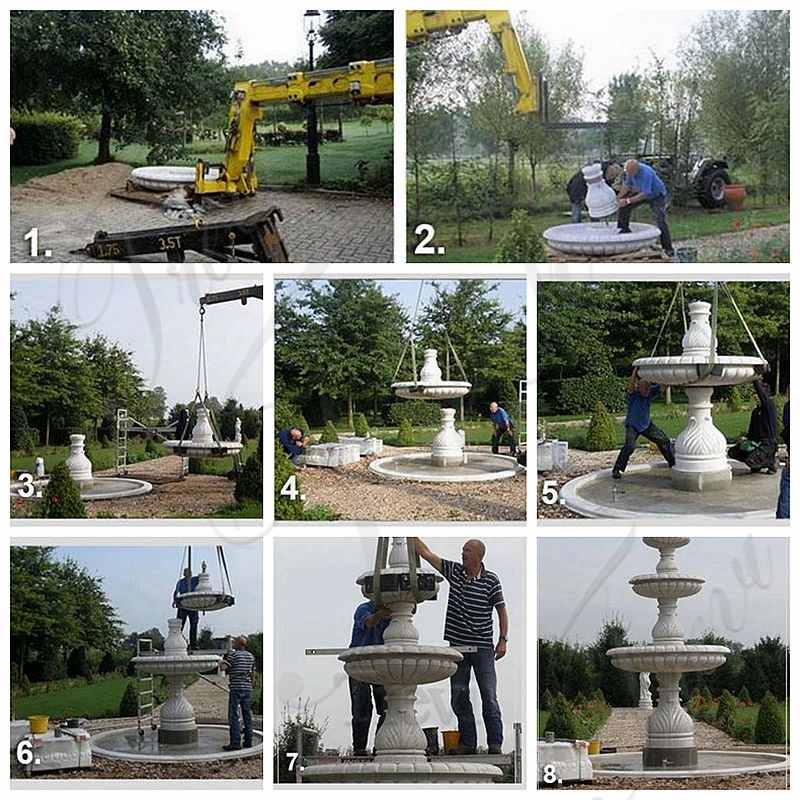 Woman Water Fountain for Garden Decoration Sale MOKK-728