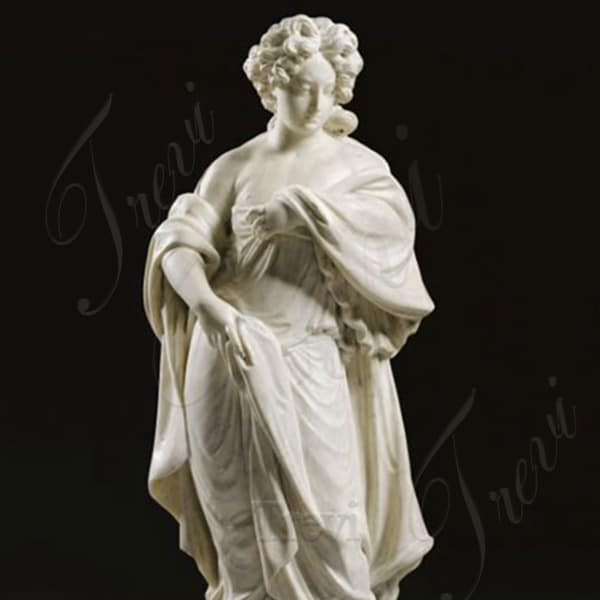 Famous art Italian Woman sculptures for Garden Decoration sale MOKK-244