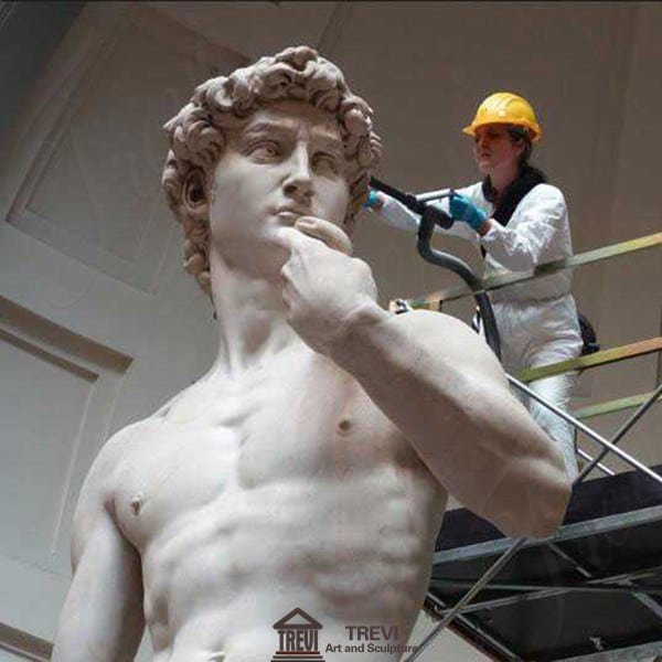 Trevi Factory Teach You How to Clean Your Marble Sculpture