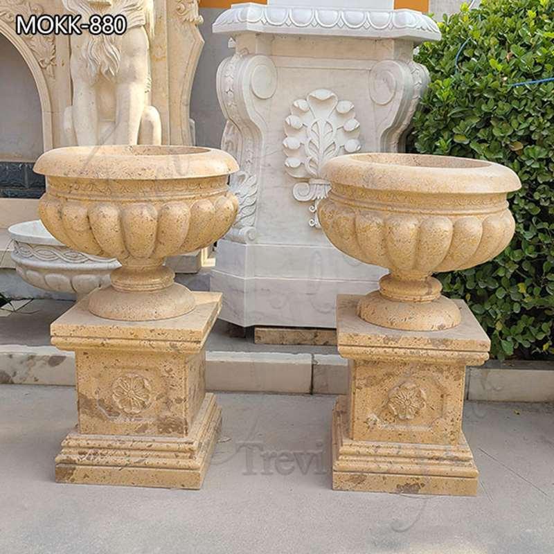 marbleplanterpot